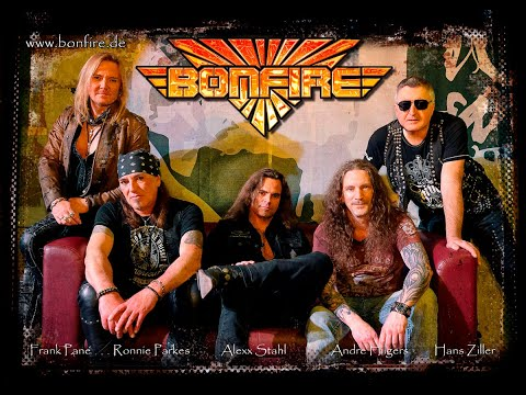 BONFIRE-Sword And Stone-Official Video