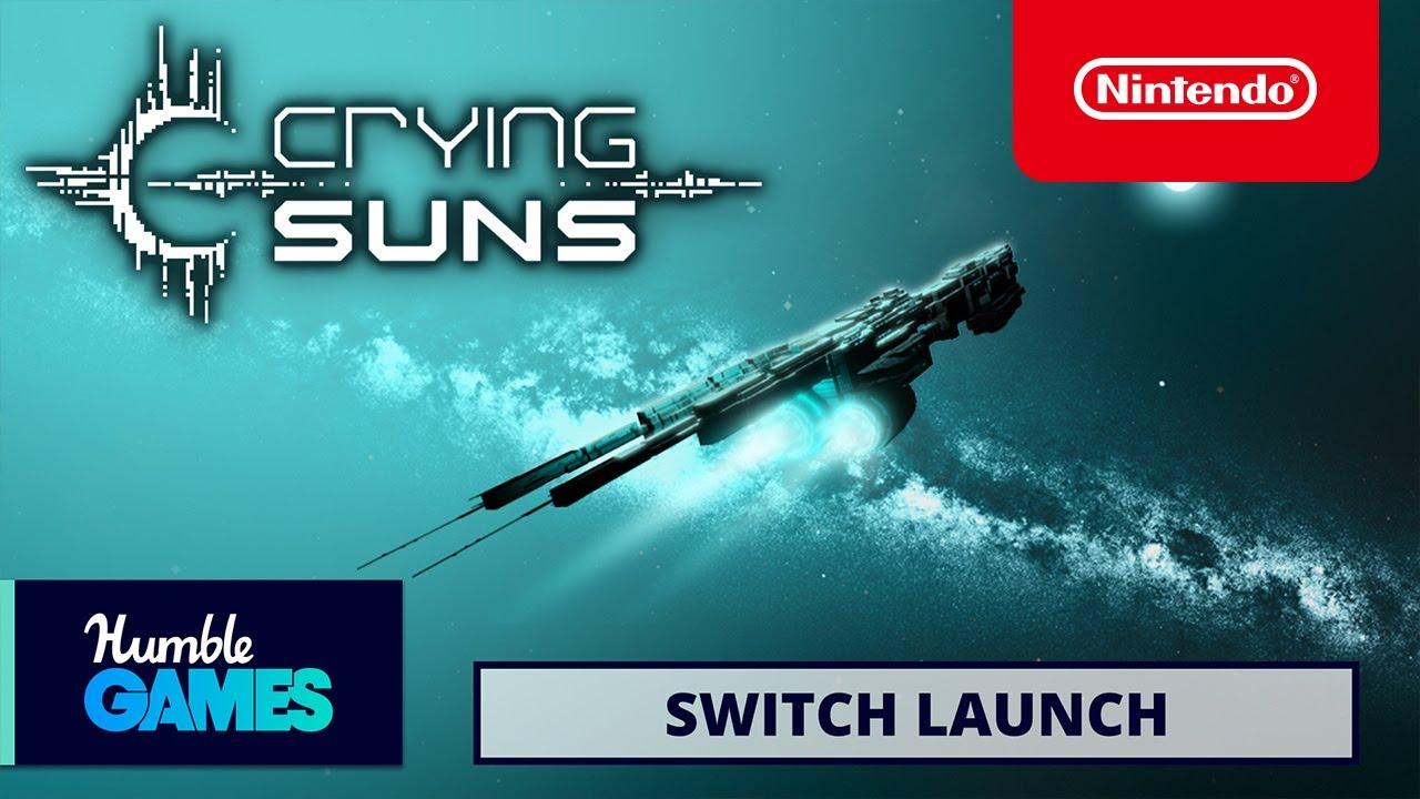 Launch Trailer για το Crying Suns