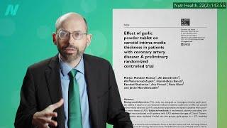 Příznivé účinky sušeného česneku proti srdečnímu onemocnění