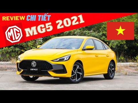 MG5 2021 được trang bị những gì   Có giá bán bao nhiêu   Thời gian ra mắt chính thức tại Việt Nam