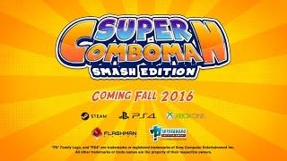 Super Comboman: Smash Edition Announcement Trailer