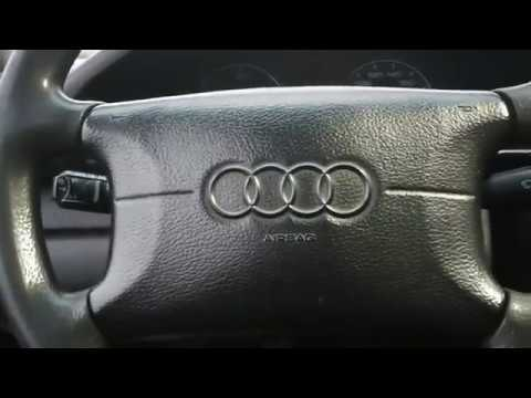 How to close doors with bad locks. Audi a6 c4