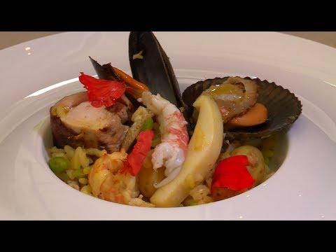 Recette : paella bretonne - Météo à la carte