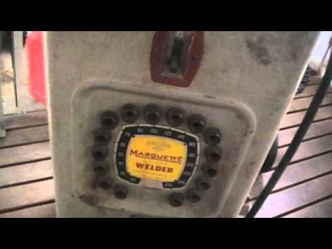 Old Marquette Welder Youtube