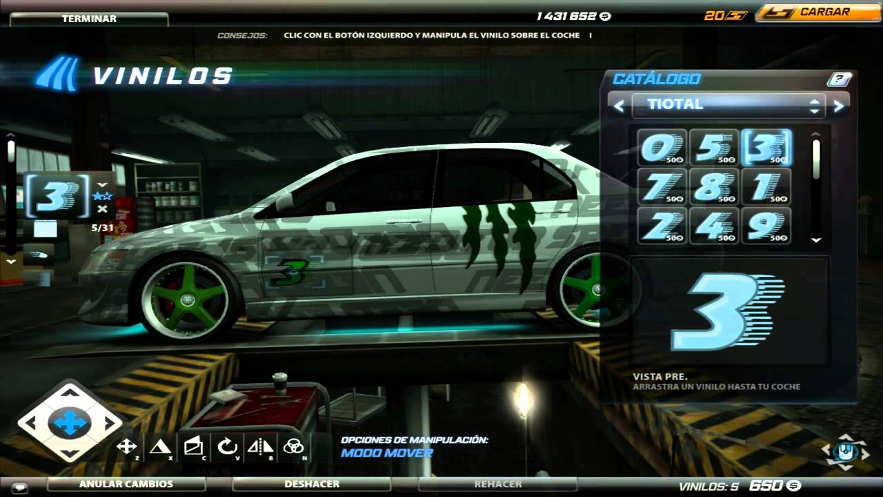 Exceptional Need For Speed World   Mitsubishi Lancer Evo MONSTER ENERGY   YouTube