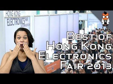 Best of the Hong Kong Electronics Fair 2013