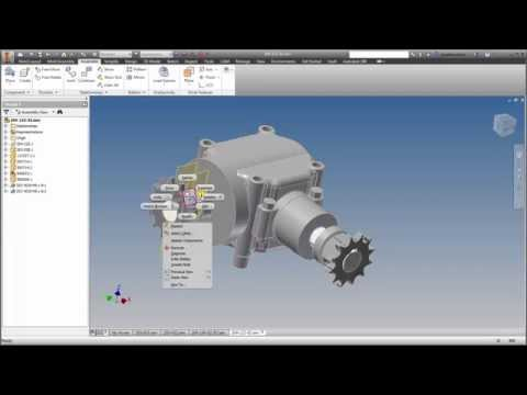 Five Quick Assembly Tips for Autodesk Inventor