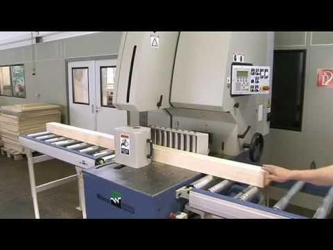 Airmatic SA  Maquinaria para la Madera  Sierra cinta
