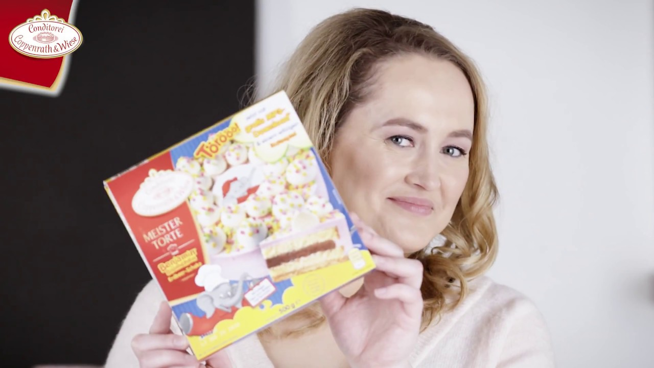 Coppenrath Wiese Rezept Benjamin Blumchen Torte Zur