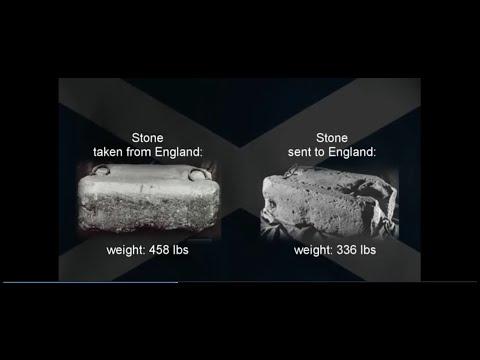 The Stone of Destiny, Glasgow 2016
