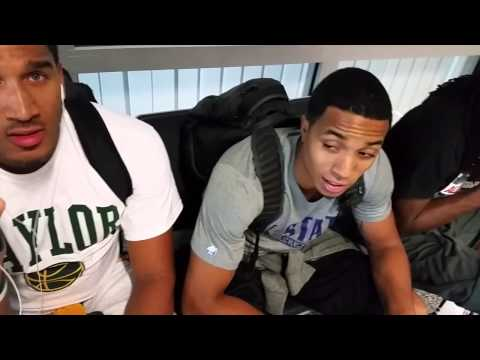 Traveling With Ishmail Wainright - Athletes in Action Basketball Tour - Lithuania - 2014