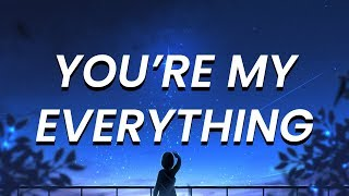 sadeyes - you're my everything [LYRICS]