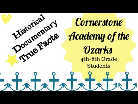 Historical Documentary of Jamestown by Cornerstone Academy of the Ozarks Students/Early America