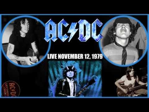 AC/DC Rocker LIVE: Jaap Edenhal, Amsterdam November 12, 1979 HD
