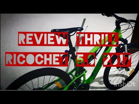 REVIEW THRILL RICOCHET 50 AG 2017 SERIES