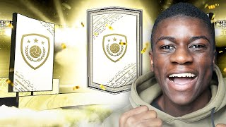 LIVE MID/PRIME ICON PLAYER PICK (EIGEN ACCOUNT) QUALIFIER TEAM, BRIL REVEALEN & WL! | ARISTOTE NDUNU