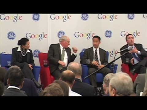 Google, GE Conference: Plug Into The Smart Grid (part 1)