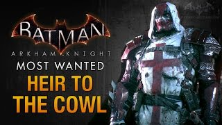 Batman: Arkham Knight - Heir to the Cowl (Azrael)