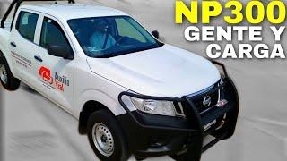 ¿SE PAGA SOLA? NP300 2019 DOBLE CABINA   Camioneta Trabajo