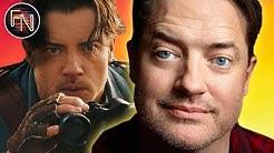 """Brendan Fraser - Hollywood WILL den Hauptdarsteller von """"Die Mumie"""" NICHT!"""