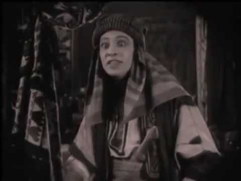 THE SHEIK 1921 Rudolph Valentino