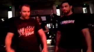 WWE The Shield Entrance