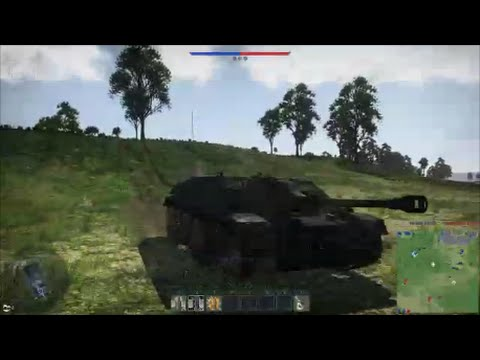 War Thunder - What A Way To Win