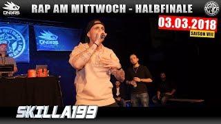 RAP AM MITTWOCH STUTTGART: 03.03.18 Halbfinale feat.SKILLA199, DIZZEPTICON uvm. (3/4)
