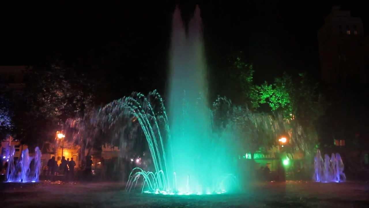 кольцовский сквер фото воронеж