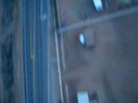 Onboard Helictoper Crash