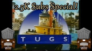TUGS Theme Song Organ Cover [2,500 Subs Special]
