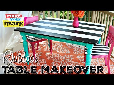 how-to:-outdoor-table-makeover