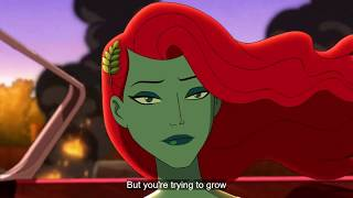 Harley And Poison Ivy Are Finally Togheter HD Season 2 Episode 13