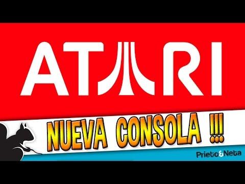 🤗GRAN SORPRESA 🤗| ATARI: Presentará una nueva consola en febrero !!! (DETALLES)