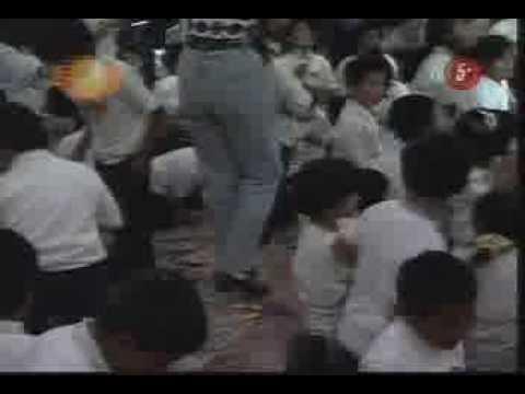 Michael Jackson 1993 En Mexico Niños Orfanato