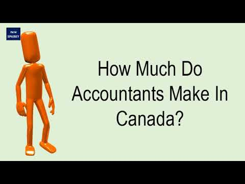 How Much Do Accountants Make In Canada?