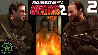 Let's Play - Rainbow Six Vegas 2 - Blooming Onion (Part 2)