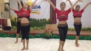 ETHNIC DANCE I
