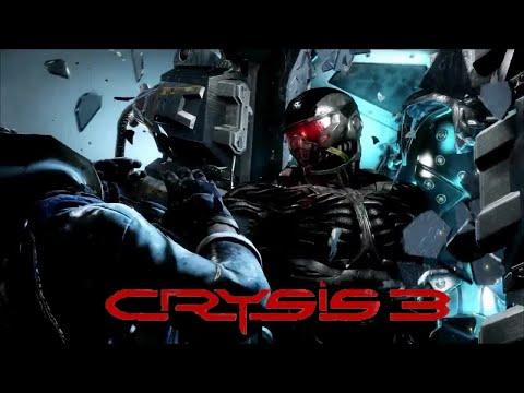 Crysis 3 : Post-Human Mission [ 6700k + 1080ti ] |