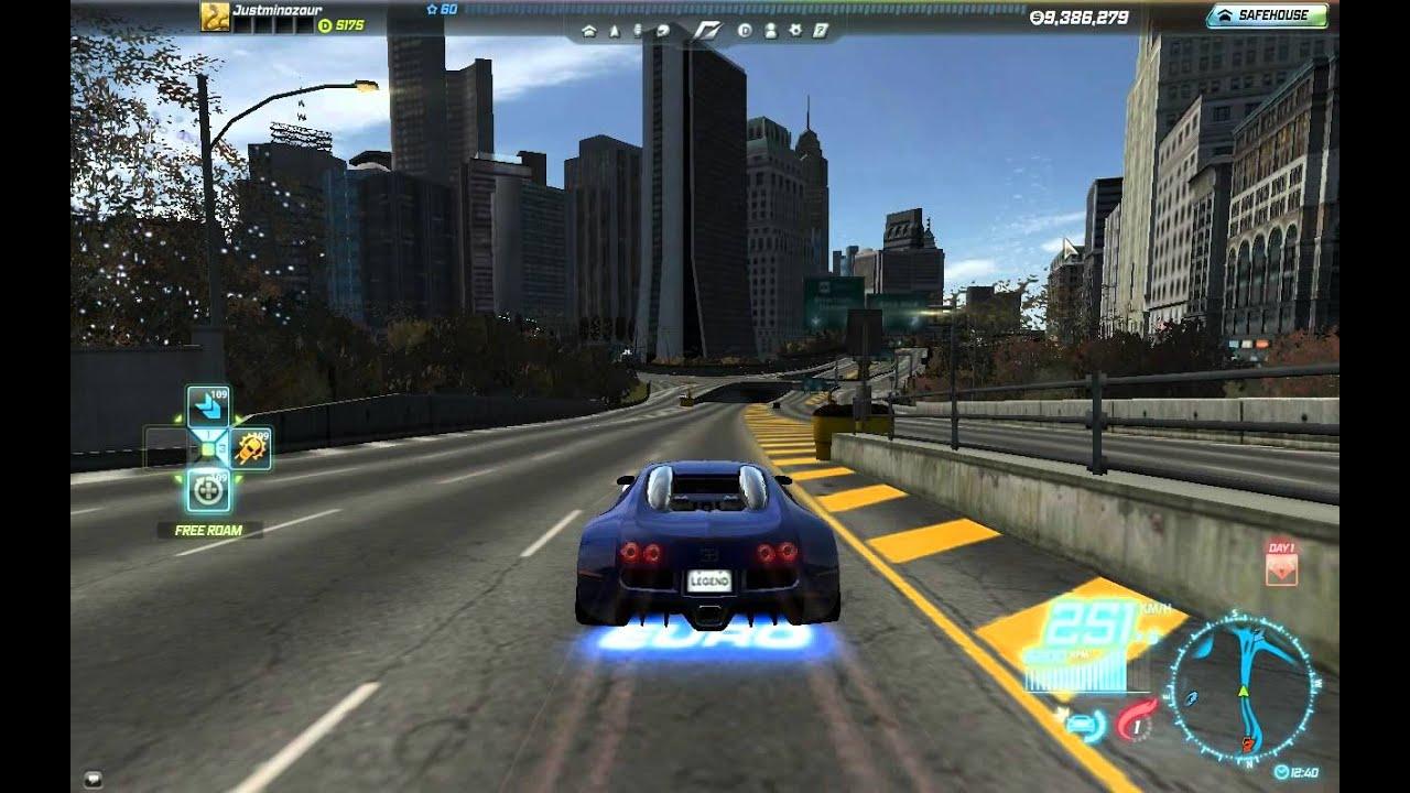 need for speed world bugatti veyron super sport 10 youtube. Black Bedroom Furniture Sets. Home Design Ideas