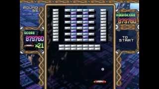 PSX Longplay [117] Arkanoid 2000