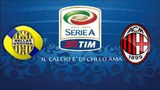 milan vs hellas live streaming Serie A (07/03/2015)