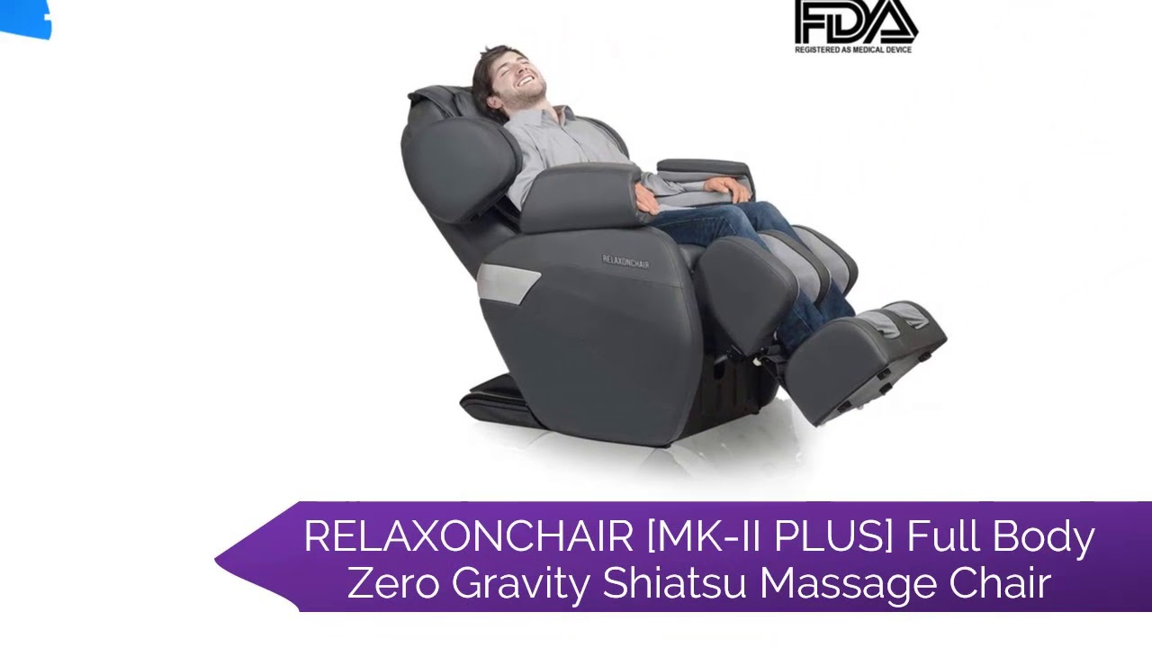 2e062b562 Review  Top 10 Best Massage Chairs 2018 - YouTube