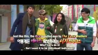 Running Man Furious/Angry/Mad Moments