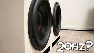 HOW LOW CAN MY NEW SUBWOOFERS PLAY?