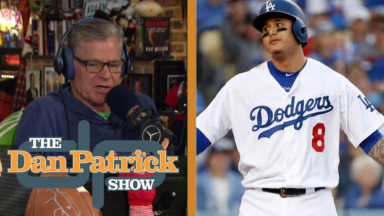 San Diego Padres need Manny Machado to become relevant | The Dan Patrick Show | NBC Sports