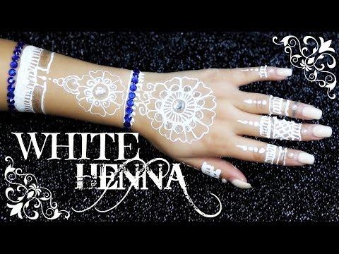 How To Make White Henna