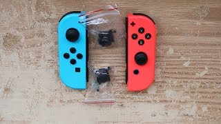 Fixing Joycon Drift