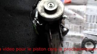 demontage moteur peugeot 102 (prt 1)