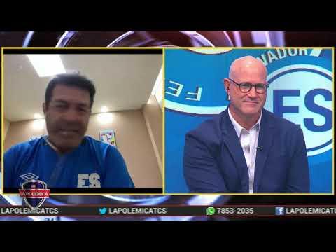 Download 📺🎥 ENTREVISTA - Conversamos con Hugo Pérez, Director Técnico de Selección de El Salvador